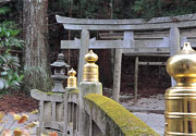 蘭神社(蘭宇氣白神社 あららぎうきはくじんじゃ)