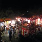 2017年8月31日(木) 大石不動院 八朔祭