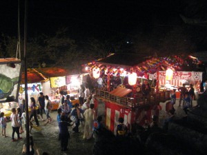 2018年8月31日(金) 大石不動院 八朔祭