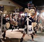 2017年8月13日(日)~15日(火) 猟師かんこ踊り