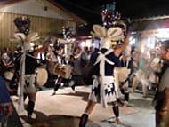 2019年8月13日(火)~16日(金) 猟師かんこ踊り