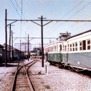 三重電気鉄道松阪線(松電跡)