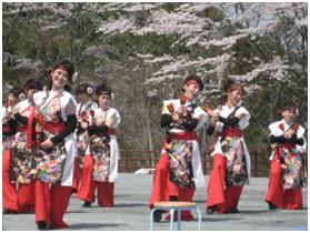 2019年4月6日(土)なめり湖 桜まつり