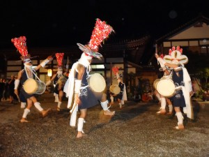 2019年8月14日(水)~16日(金) 松ヶ崎かんこ踊り