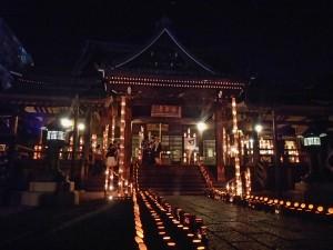 2018年8月9日(木) 四萬六千日 岡寺山継松寺