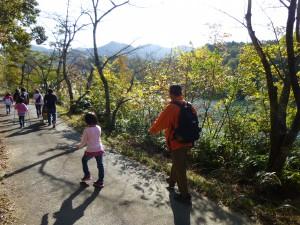 2017年11月19日(日)なめり湖健康ウォーキング
