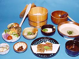 自然生(じねんじょう)料理 本居庵