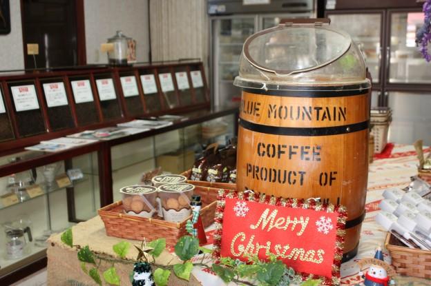 自家焙煎コーヒー豆と輸入商品の小売り店 ミンデン珈琲ショップ