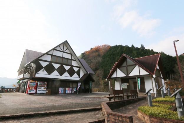 道の駅 茶倉駅