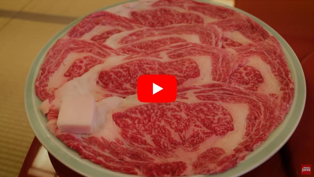 日本で一番高級な和牛、松阪牛の旨さにイギリス人が涙