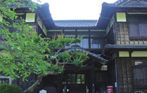Birthplace of the Mitsui Family