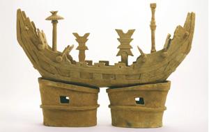 松阪市文化財中心「陶俑館(埴輪館)」