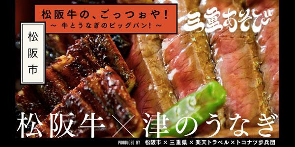 松阪本気のステーキ丼