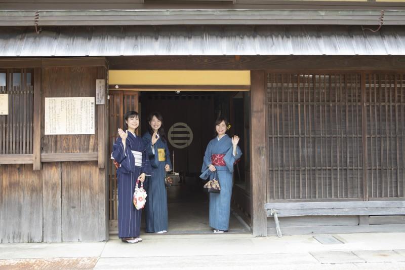 旧長谷川邸(外)