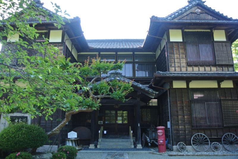 松阪市立歴史民俗資料館休館のお知らせ